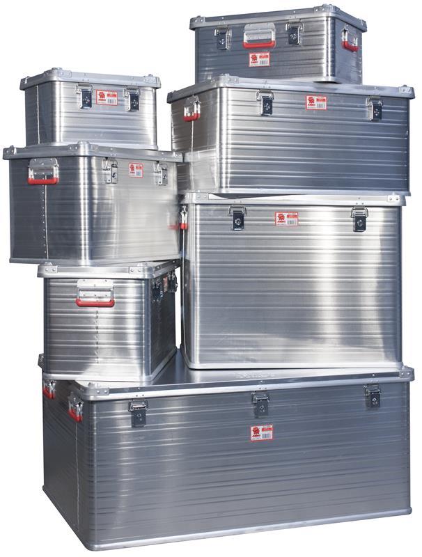 Seriøst Stærk pris på metalkasser i aluminium fra Jumbo UO65