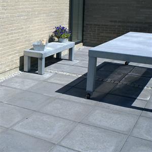 Lige ud 50x50 cm Modulflise fra IBF. Bedste pris i dansk webshop LB46