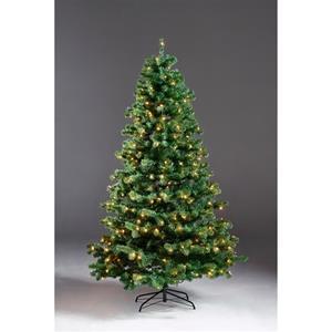 Fremragende Find Hortus kunstigt juletræ med lys 210 x 138 cm her BW71