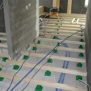 Kerto gulvstrø 39 x 40 x 4200 mm. Stærk pris