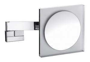 Usædvanlig Rundt eller firkantet makeup spejl til væg eller bord GN97