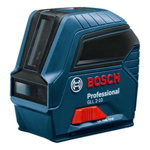 Bosch GLL 2-10 krydslinjelaser
