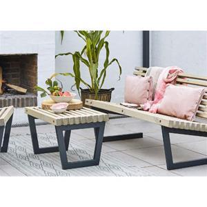 Køb Plus Siesta skammel / bord i drivtømmer online