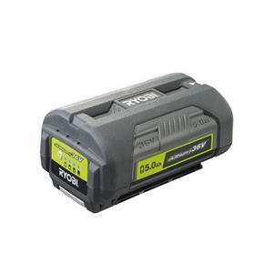 Omtyckta Køb Ryobi 36V batteri 5,0 Ah Li BPL3650D. Nem bestilling HT-06