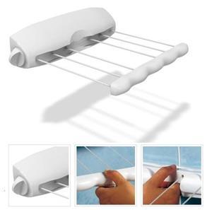 Stort tørrestativ med udtræk - køb Gimi Rotor 6
