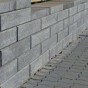 Alle nye IBF Skala murblok - afdækning til toppen af muren. Køb her KO78
