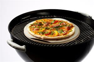 weber pizzasten bageplade incl bageplade pris og tilbud her. Black Bedroom Furniture Sets. Home Design Ideas