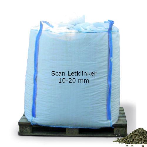Scan Letklinker 10-20 mm i big bag 2 m3