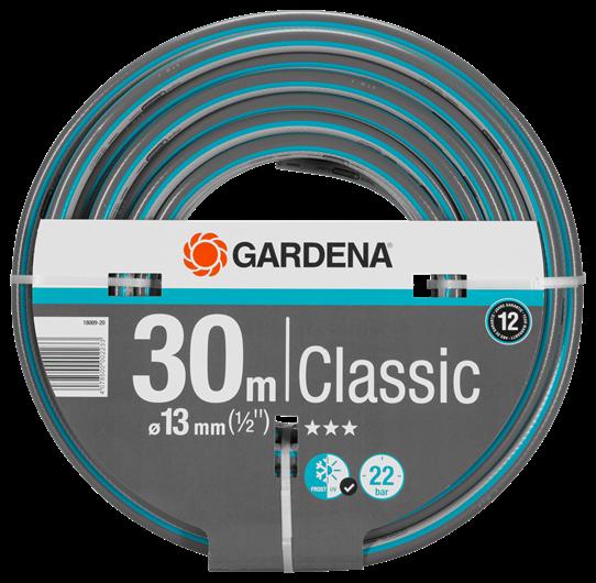 """Gardena classic haveslange 1/2"""". 30 meter 18009-20"""