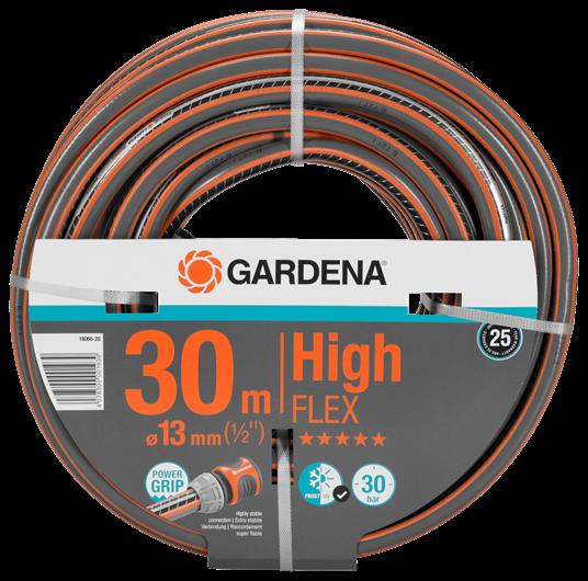 """Gardena comfort highflex 1/2"""" 30 meter. Gardena nr. 18066-20"""