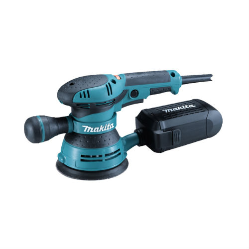 Makita BO5041J excentersliber 300W 125 mm