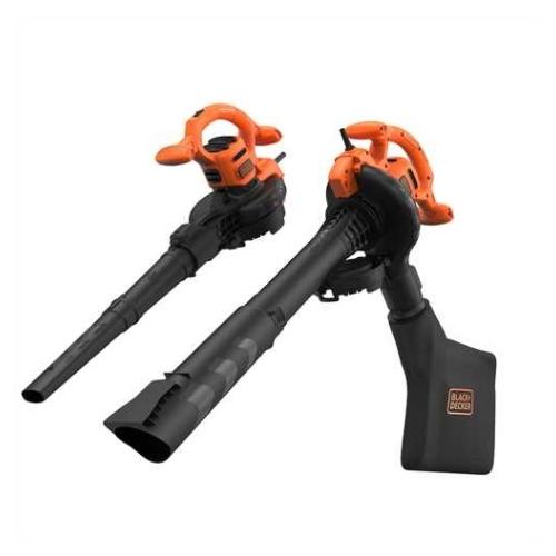 Black+Decker løvsuger / blæser 2600W BEBLV260-QS