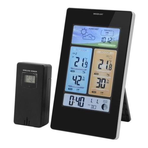 Day vejrstation trådløs med adapter