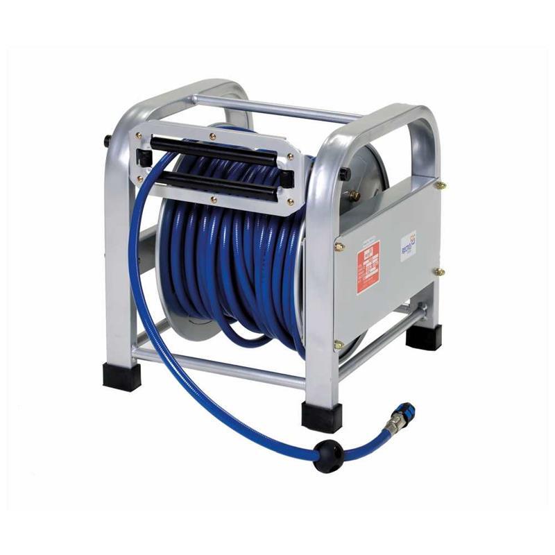 """Flowconcept automatisk slangeopruller med 3/8"""" slange 30 m"""