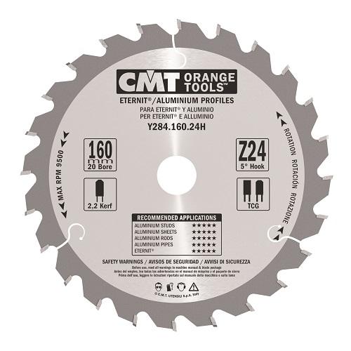 CMT rundsavsklinge 216 x 2,6 x 30 mm. m/40 tænder
