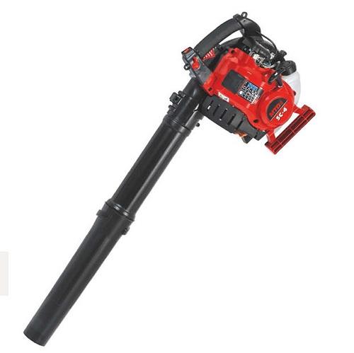 MTD SC 4 benzin løvblæser med 4-T motor og skulder bæresele
