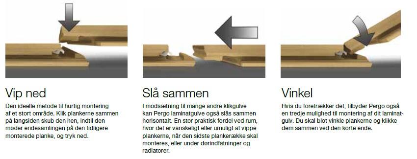 Seneste Køb Pergo gulve - Stærke laminatgulve til skarpe priser PA59